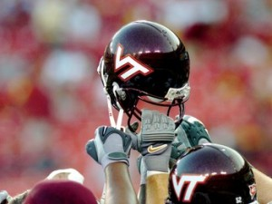 Virginia-Tech-Football-Action-Hands-on-Helmet-VT-F-OAC-00032lg