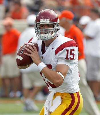 Corp May Start for Trojans on Saturday