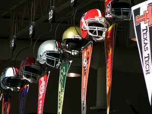 The College Football Hall of Fame which bosts more than 20 exhibits is leaving South Bend