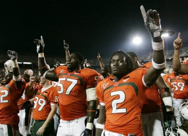 Miami Limping Into Saturday's Matchup