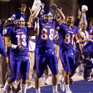 Boise State is looking for some competition