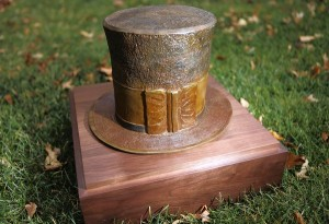 The Land of Lincoln trophy is presented to the winner of the Northwestern v. Illinois game. Now may I ask, if you win, do you really win?