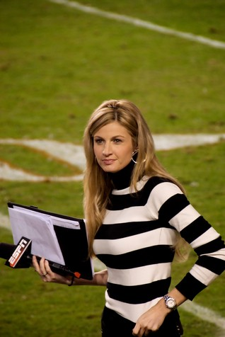 The ordeal of sportscaster Erin Andrews: Oh, my God … I