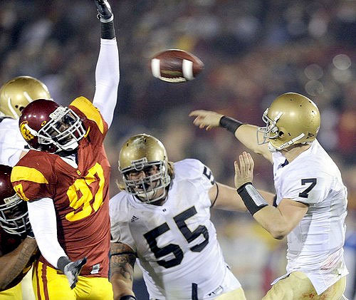 Malik Jackson Volunteers to transfer from USC