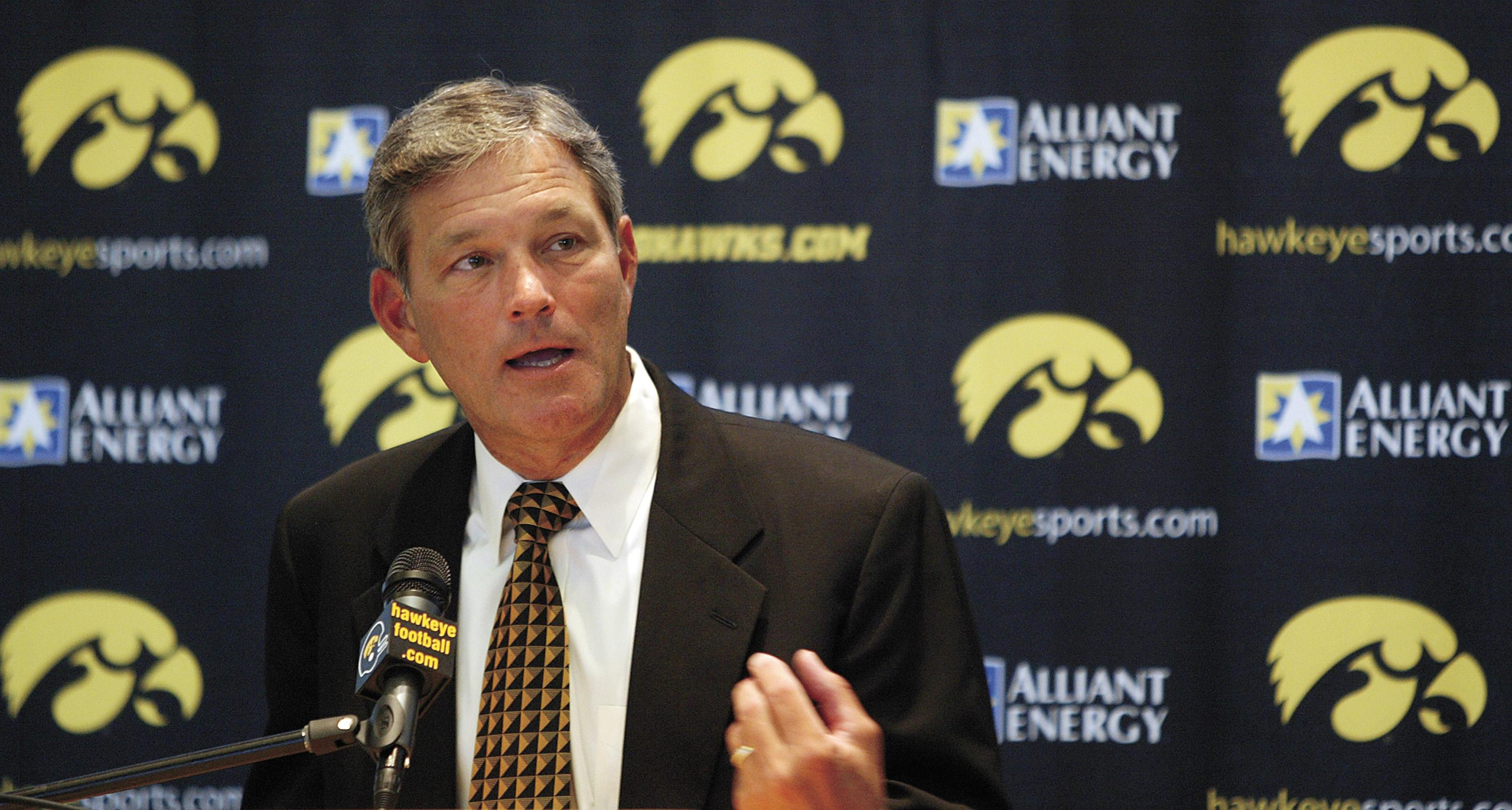 Is Kirk Ferentz the most overrated coach in college football? Pt. 2