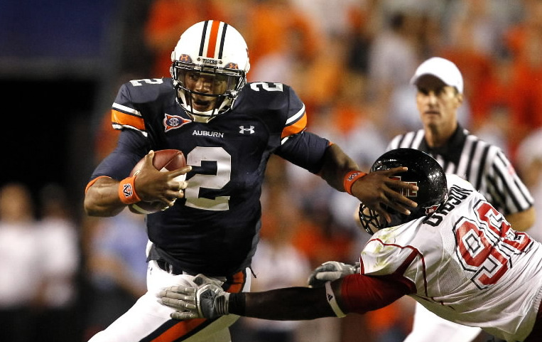 Redemption comes for Auburn's Newton