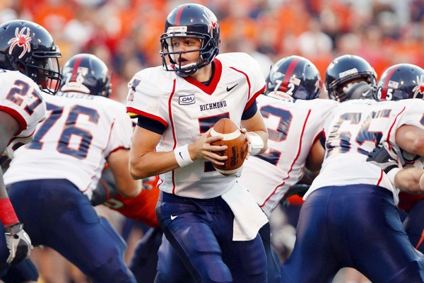Spiders lose heralded QB Aaron Corp