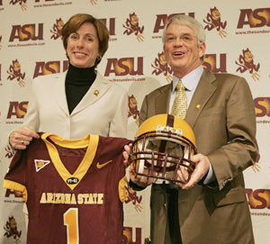 Erickson to remain ASU head coach in 2011