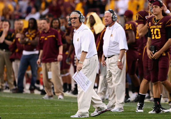 "NCAA says ""NO"" to Arizona State"