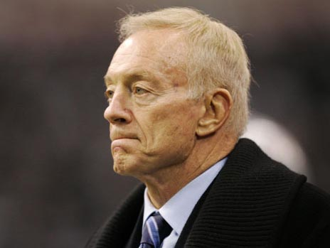 Jerry Jones taps into the rich resources of USC