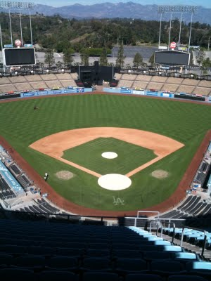 L.A. Dodgers file for Bankruptcy Protection