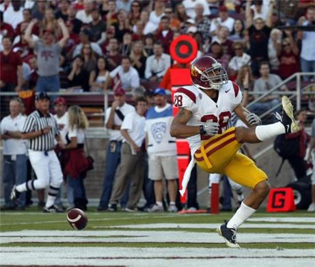 USC RB Dillon Baxter out on paternity leave?