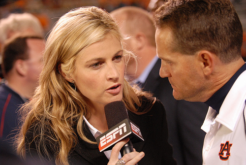 erin andrews 10 greatest female sportscasters of all time