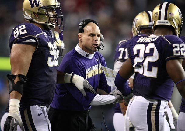 Three Washington coaches fired on New Year's Eve