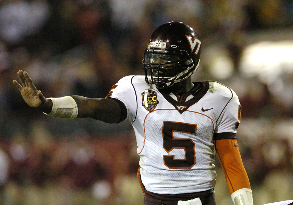 Arrest warrant issued for Marcus Vick