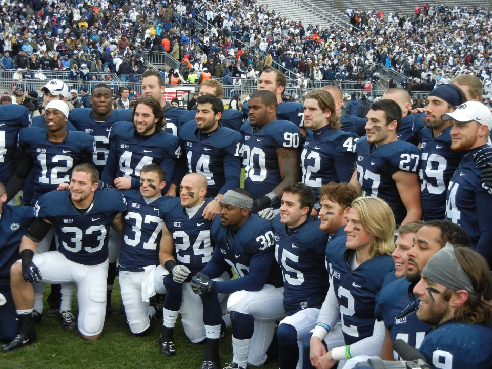 psu1 Penn State is Tostitos Fiesta Bowl National Team of the Week