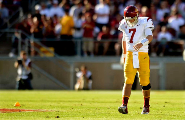 QB Matt Barkley will miss the Senior Bowl, his college playing days are over.