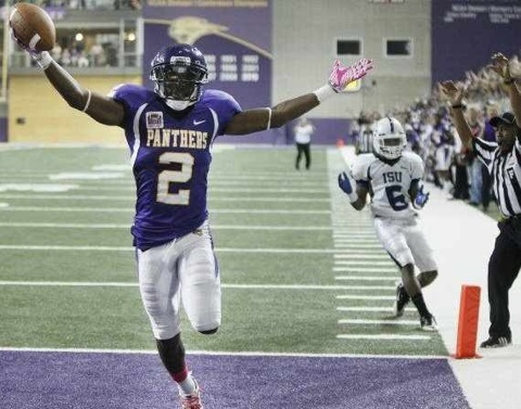 sinkfield interior1 Northern Iowa's Terrell Sinkfield is Fast