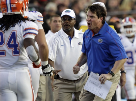 florida head coach will muschamp right yells at his players Ways Parents Can Help Their Kids Have a Good Player Coach Relationship