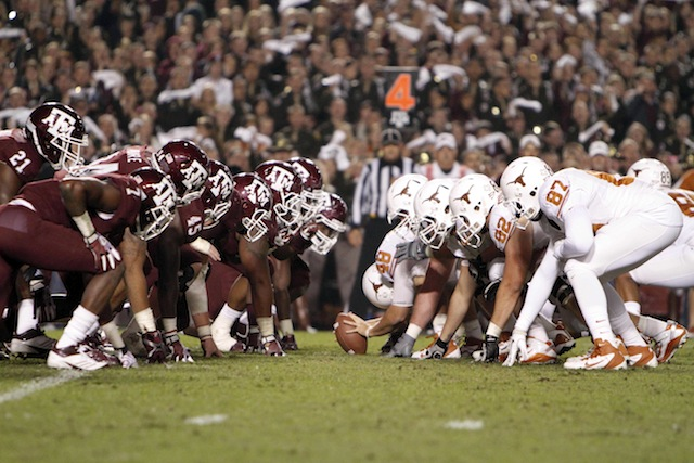 Since 2000, Texas holds a 9-3 lead of instate rival Texas A&M. The rivalry ended when A&M headed to the SEC.