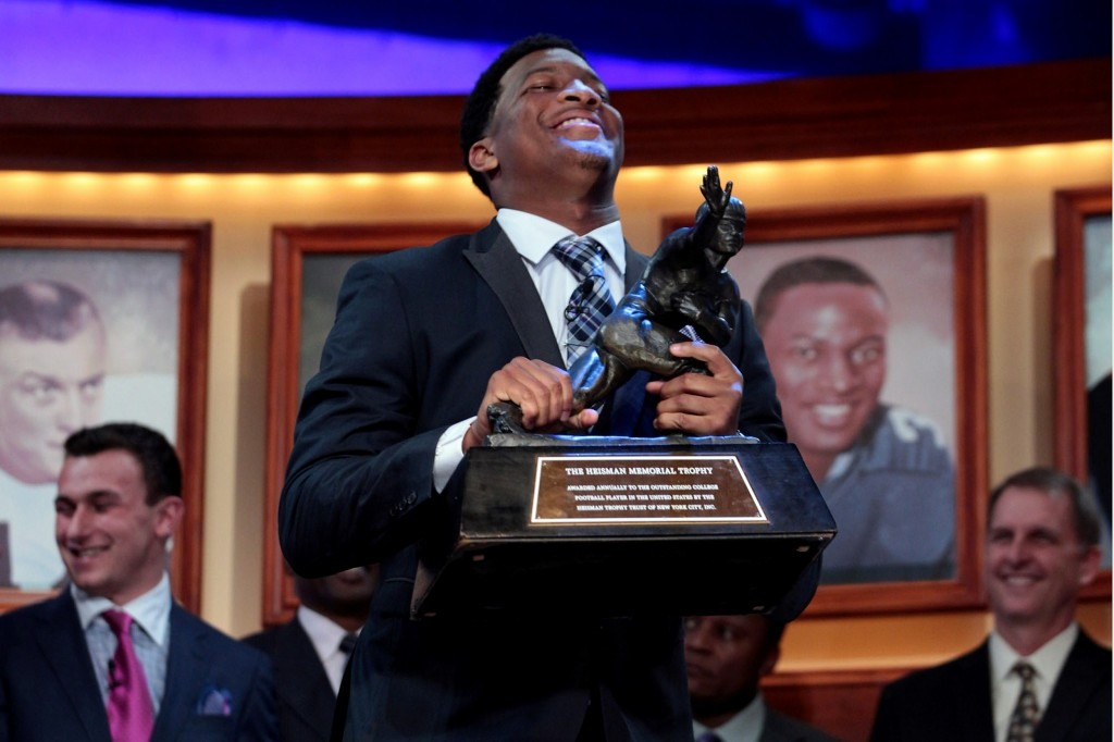 Who Can Prevent Jameis Winston From Winning A Second Heisman?