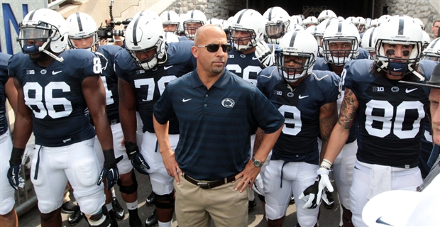 Penn State is New on the National Championship Board