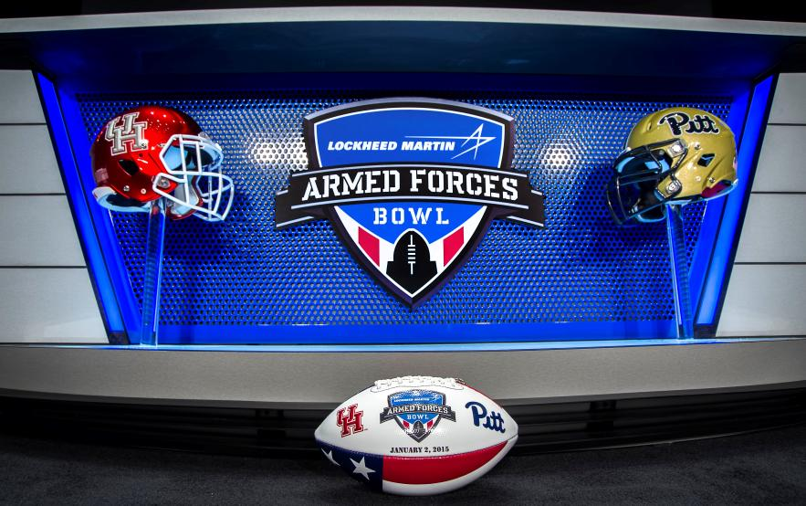 Lockheed Martin Armed Forces Bowl Preview