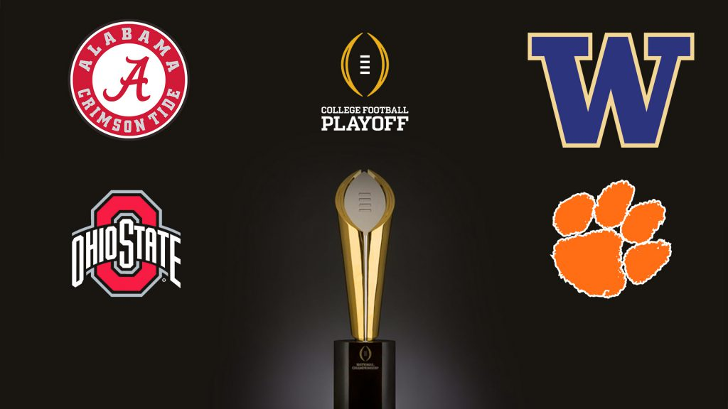CFP Selection Committee Announces Top 25